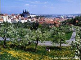 Prague - Petřín