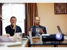 Viceprezident Svazu průmyslu a dopravy ČR Radek Špicar, foto: www.lichtag.net
