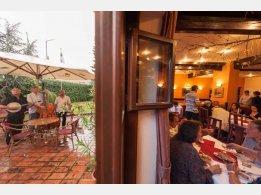 Svatební zábava - restaurace a zahrádka
