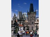 Prague - Charles Bridge and Lesser Side