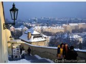 Prague - Castle Steps