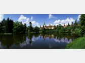 Pruhonice - Park and Castle
