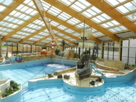 Aquapark Cestlice - c. 300 m from Parkhotel Pruhonice