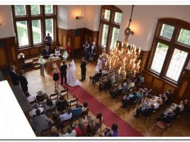 Wedding ceremony at the Castle - Rytířský sál